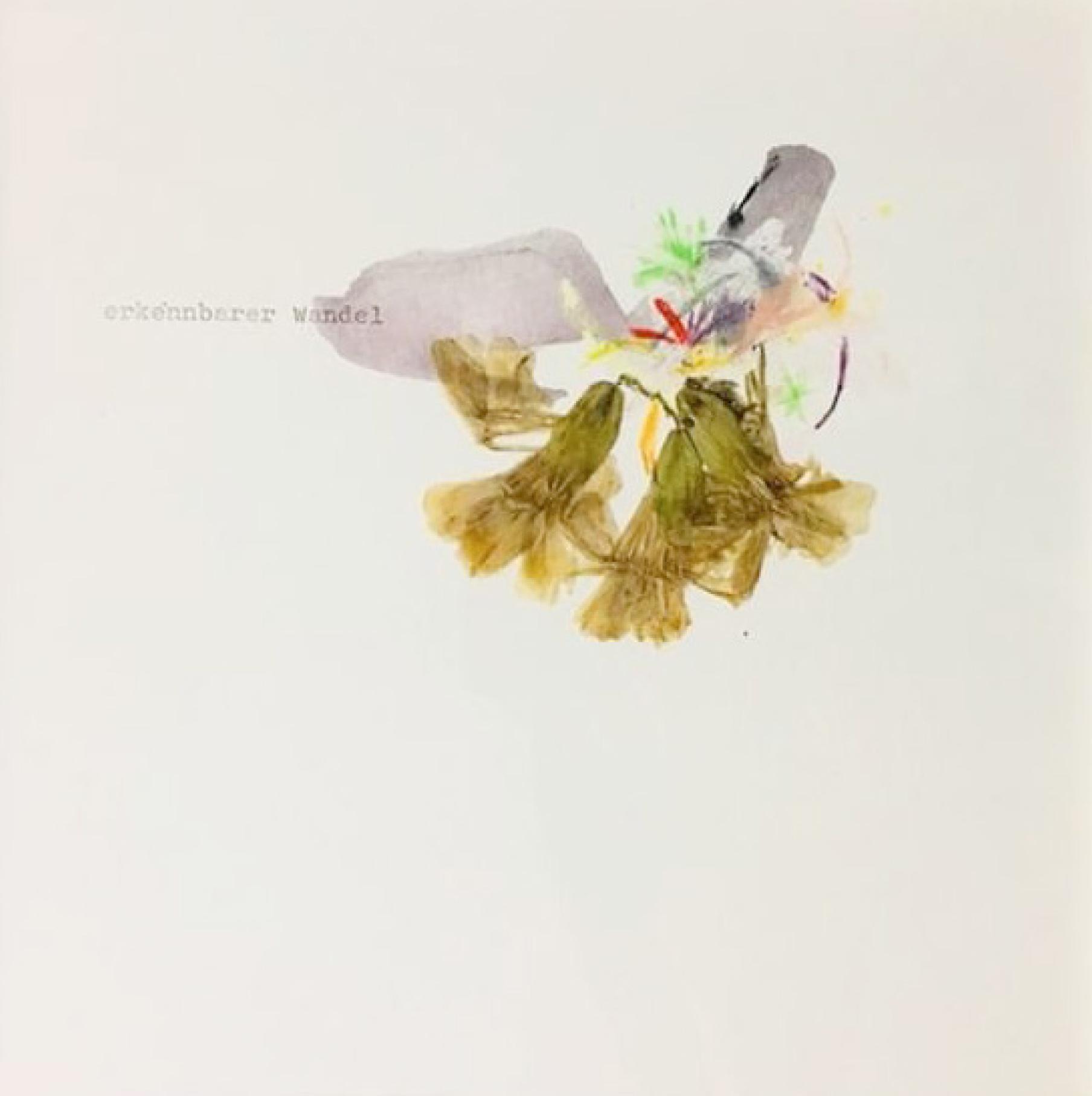9 | Viktoria Graf | Quintessenzen | 2018 | Mischtechnik auf Papier | 20 x 20 cm | Kunstlotterie