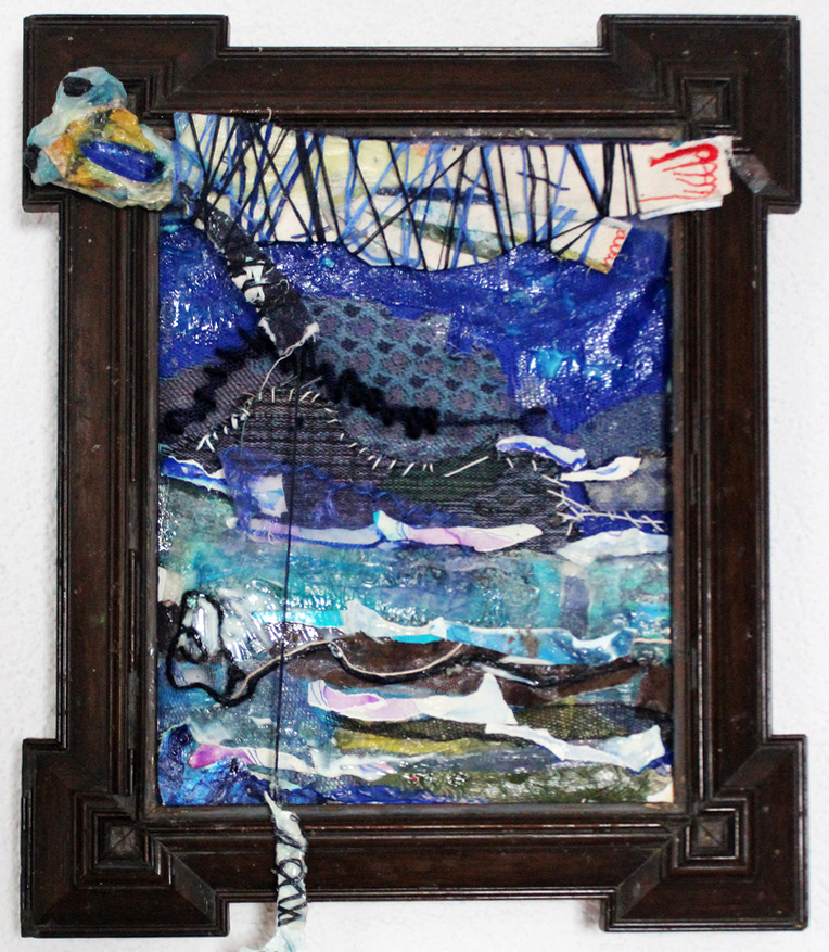 Amina Nour Yassine | this water is salty