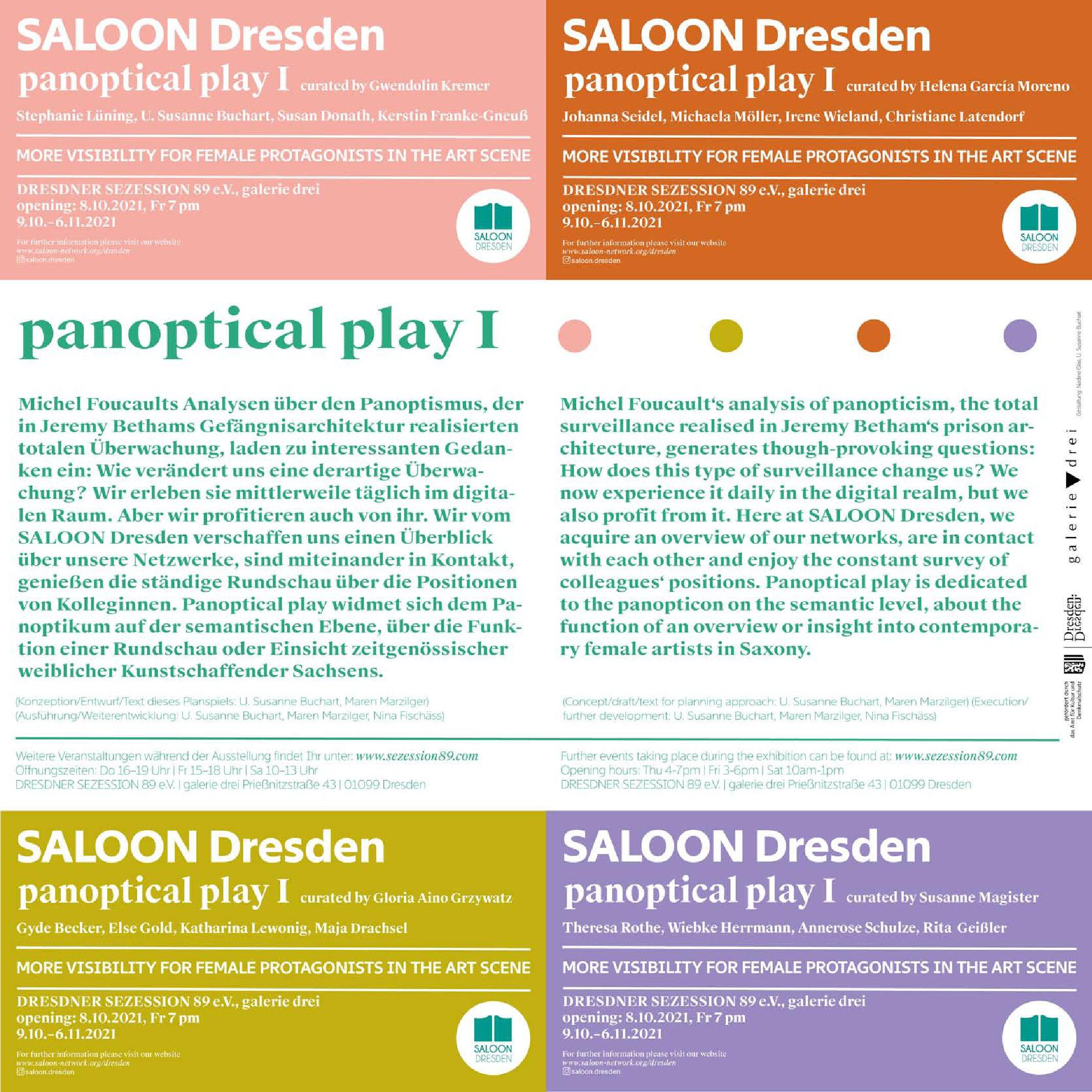 Flyer Panoptical Play I