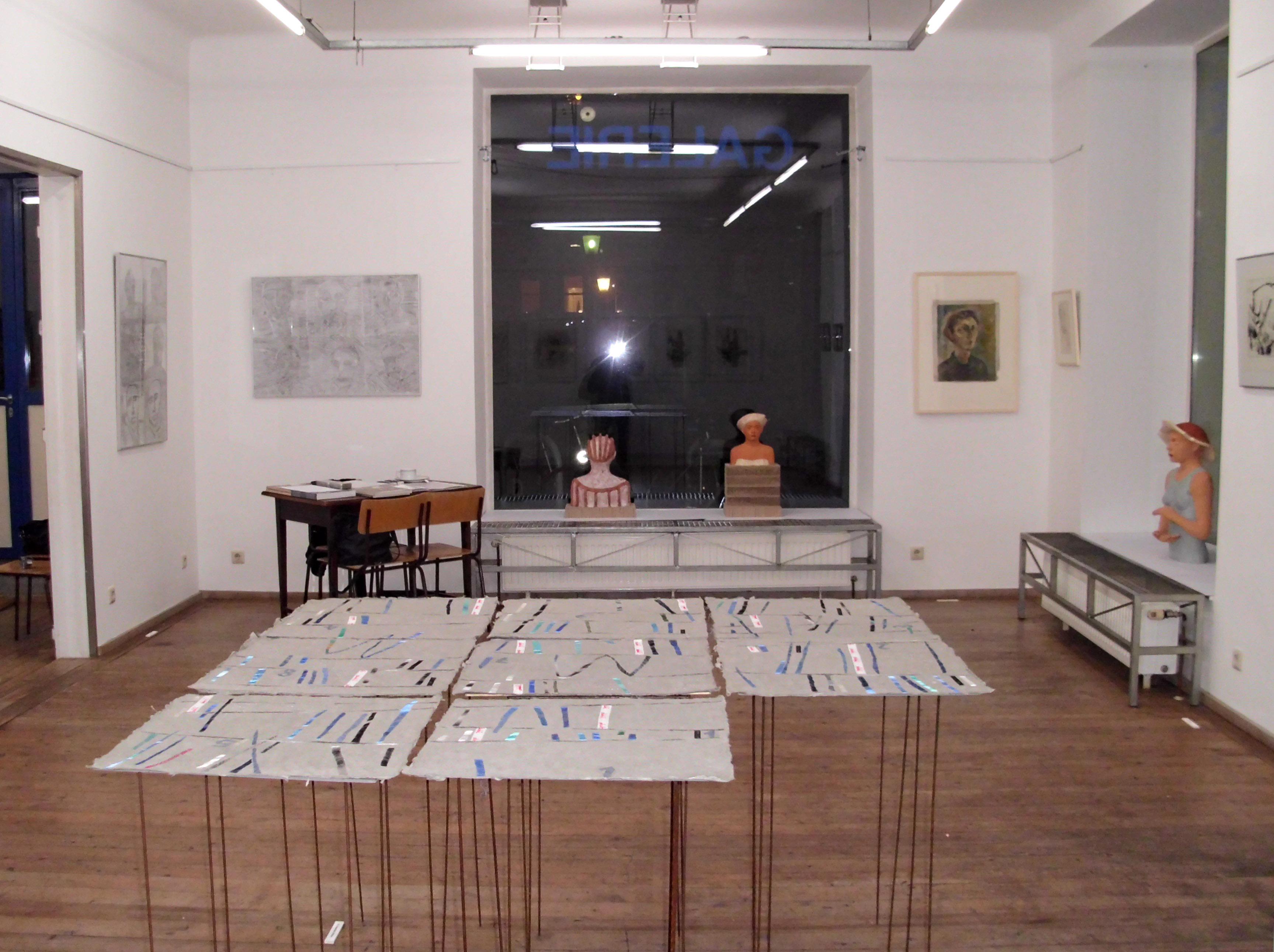 Präsentation Galerie am Park Wien