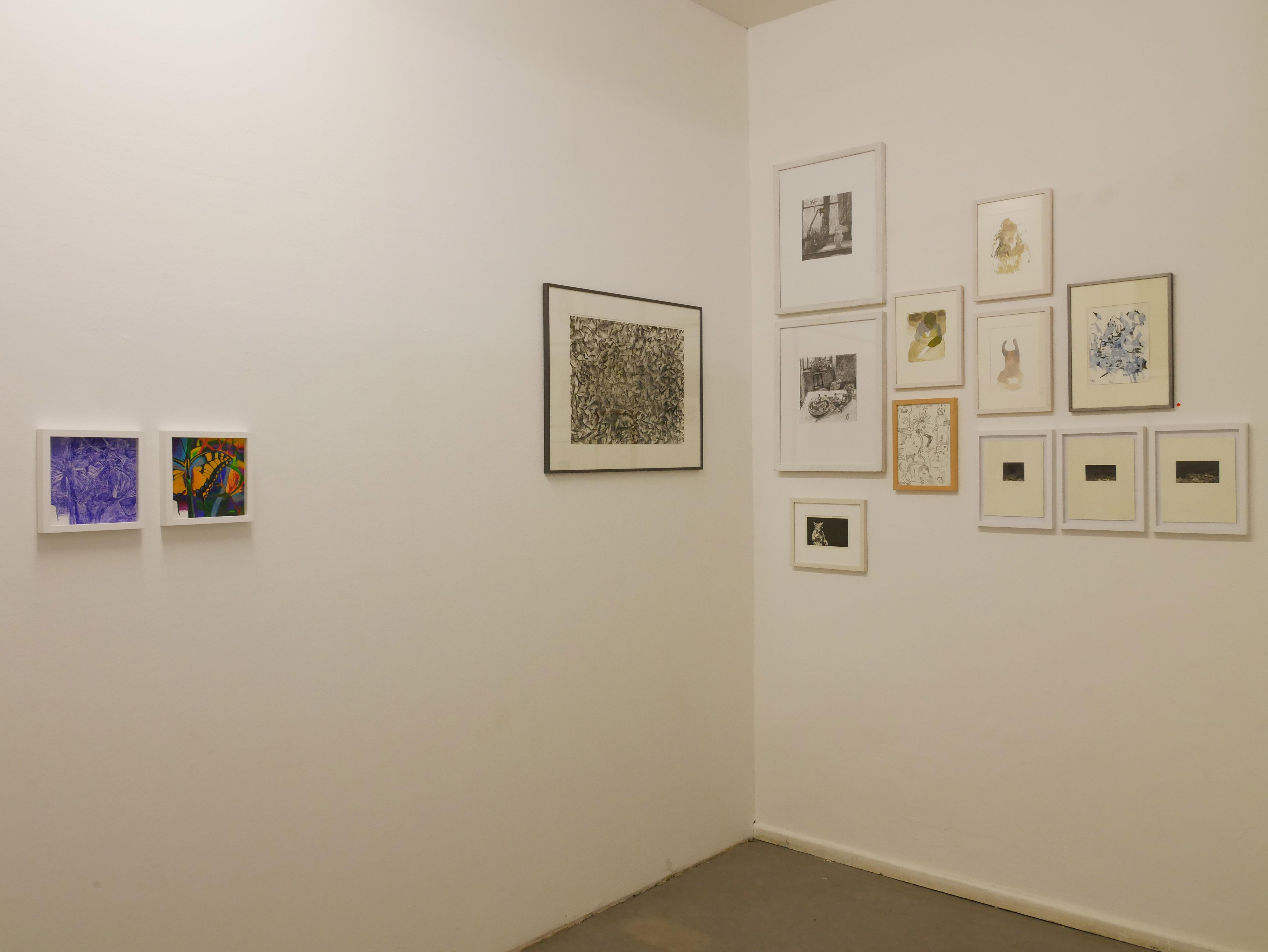 Ausstellungsansicht Berlin
